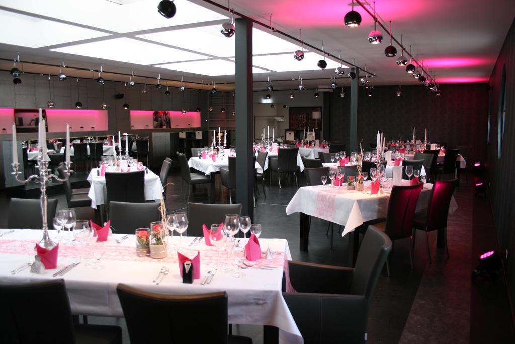 Bankettsaal mieten bei Vaan Lounge Paderborn.