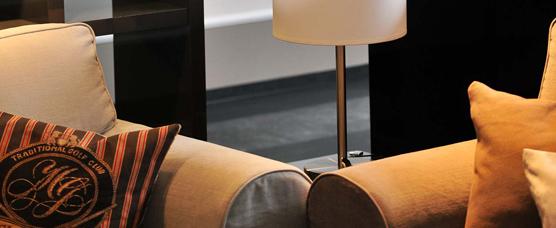 Vaan Lounge - Eventraum in Paderborn mit kleiner Lounge.